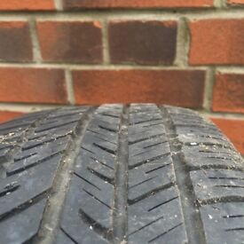 195/65/r15 91h MICHELIN VWPassat spare wheel