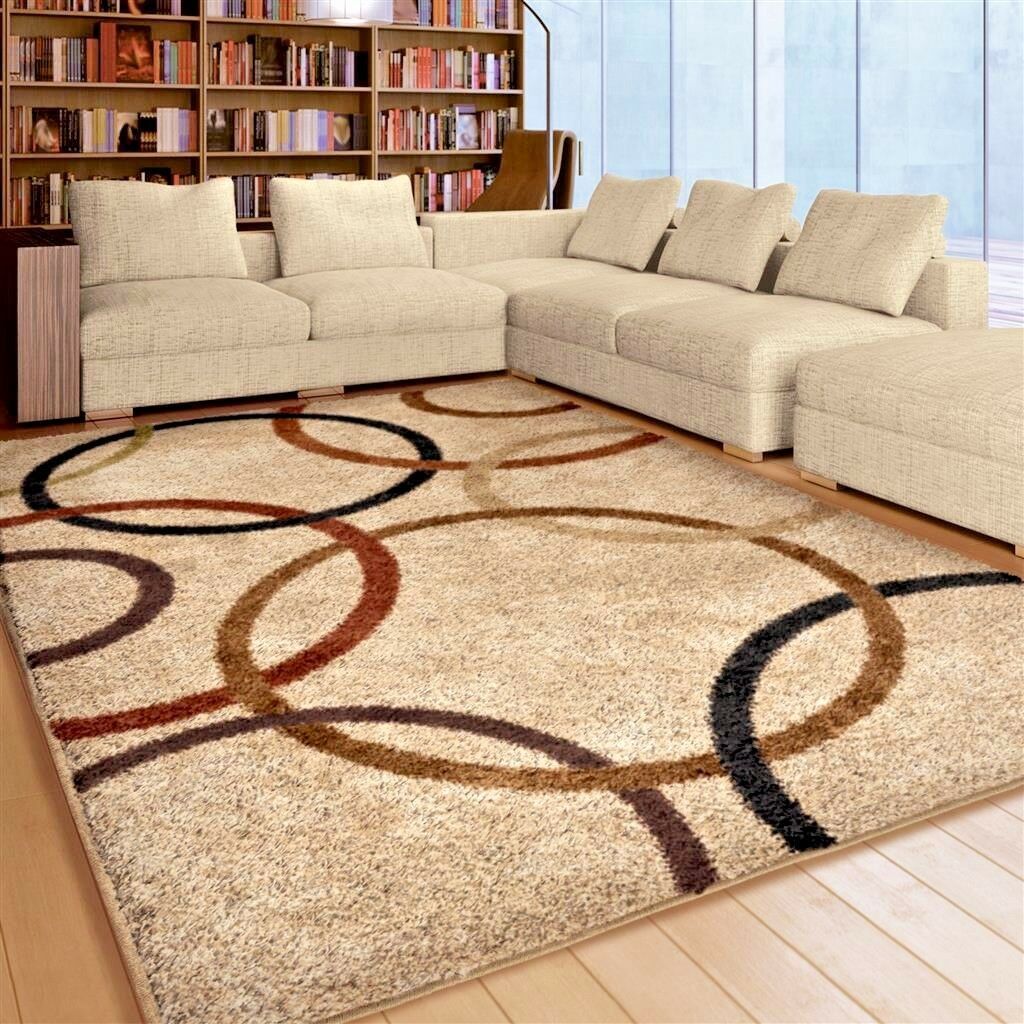 Rugs area rugs 8x10 area rug carpet shag rugs living room for Living room rugs 8 by 10