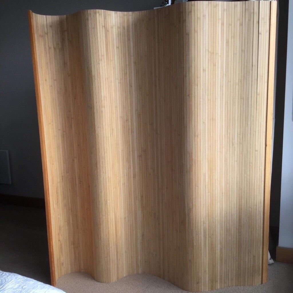 PRICE NEGOTIABLE Wooden flexible room divider screen in South