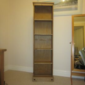 Pine bookshelf brought from Leekes