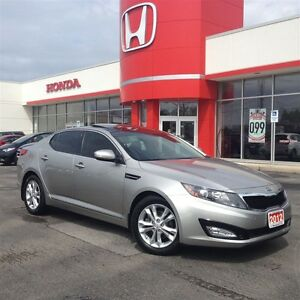 2012 Kia Optima EX+ | LEATHER| PANA-ROOF| BLUETOOTH| PREMIUM ALL
