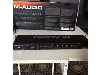 M Audio M-Track 8