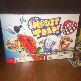 Brand New mouse trap game