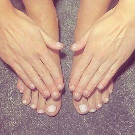 Mobile Gel Polish Manicures & Pedicures
