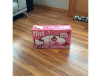 Hello kitty scooter brand new and in box make a great present special price £8 well worth a look