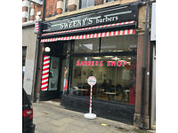Barber Required for West london Shop (Ealing Broadway)