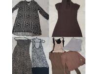 Large bundle of ladies clothes size 8-10