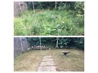Grass Cutting & Gardening Services