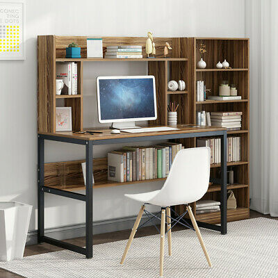 Computer Desk Table Workstation Home Office Student Dorm Laptop Study Multi Type