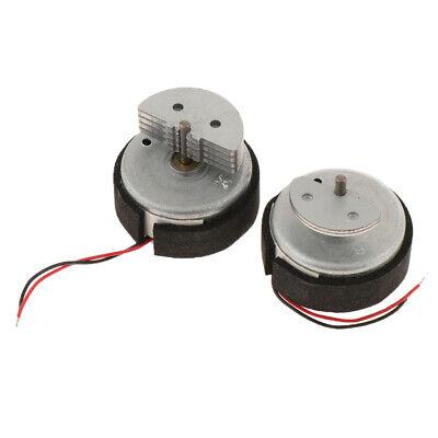 1Pair 3D L R Vibration Rumble Motor Repair for Playstation 3 PS3 Controller