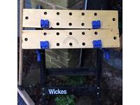 Wickes Carpenters Work Bench