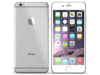Silver iPhone 6 64gb.. Good condition