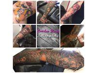 Tattoo deals (last 2) 1/2 sleeve