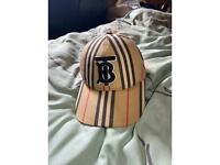 Men's Burberry Monogram Motif Hat