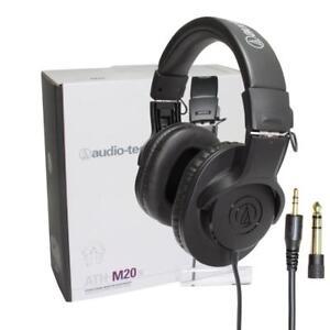 Audio-Technica ATH-M20x (black)