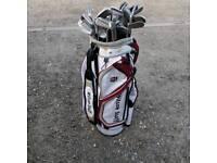 Bag of 25 + golf irons
