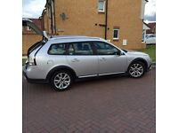 Saab 9 3 X TTiD Auto FSH. Hi Spec Rare Mint Condition