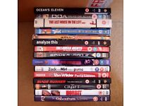 47 Movie DVD selection - 14 PC Games selection - Carboot Lot - Joblot