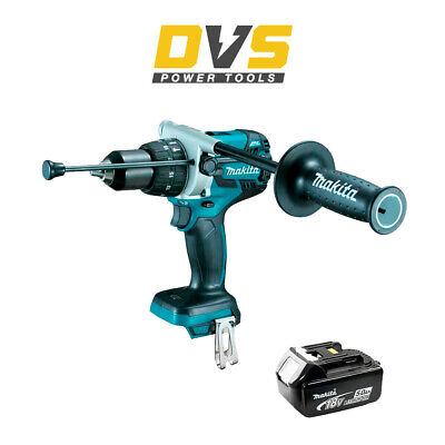 Makita DHP481Z 18v LXT Brushless Combi Drill with 5.0Ah Battery BL1850