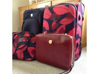 TRIPP CABIN CASES, MATCHING TRIPP HOLDALL & NEW COSMETICS CASE, £25