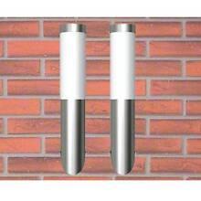 2 Wall Lights 6 x 36 cm (SKU 160165) vidaXL Mount Colah Hornsby Area Preview