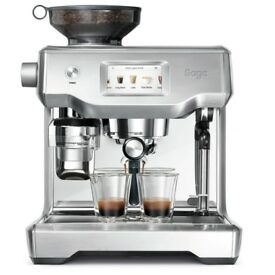 Brand new Sage Oracle Touch Barista Espresso coffee machine
