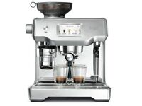 Brand new Sage Oracle Touch Barista Espresso coffee machine
