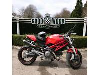 DUCATI MONSTER 696+ ABS