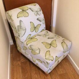 DFS butterfly chair