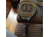 Wilson Rak Attak tennis racquet