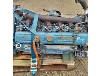 Bedford 6 cylinder diesel engine and gearbox for BEDFORD TK KM truck.