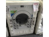 Beko 7kg integrated washing machine new in package 12 mth gtee