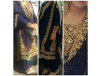 Stunning Heavy Embellished Salwar Kameez For Sale