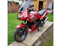 Kawasaki gpz500s 1999