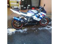 Suzuki GSXR 1000 K3 - long MOT / New fairings