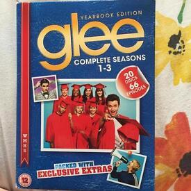 Glee Yearbook Edition Complete Seasons 1-3 DVD