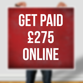 £275 Online Product Tester Required Part Time From Home Immediate Start No Experience Required