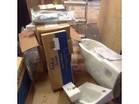 Armitage Shanks Doc M Toilet Washbasin pack