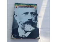 Tchaikovsky The Worlds Best Loved Composer- Boxed set of 4 cassette tapes
