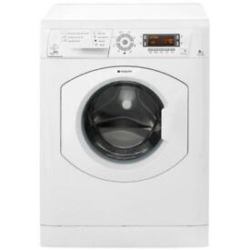 Hotpoint WMAO863P 8Kg Washing Machine with 1600 rpm - White