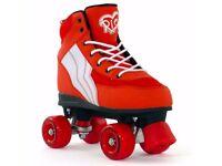 Rio Roller Pure Quad Skates w/elbow, knee and wrist pads and helmet