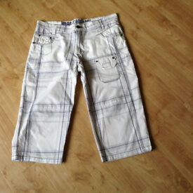 Cropped trousers - men - size 36