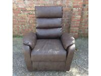 Recliner Chair – only £5