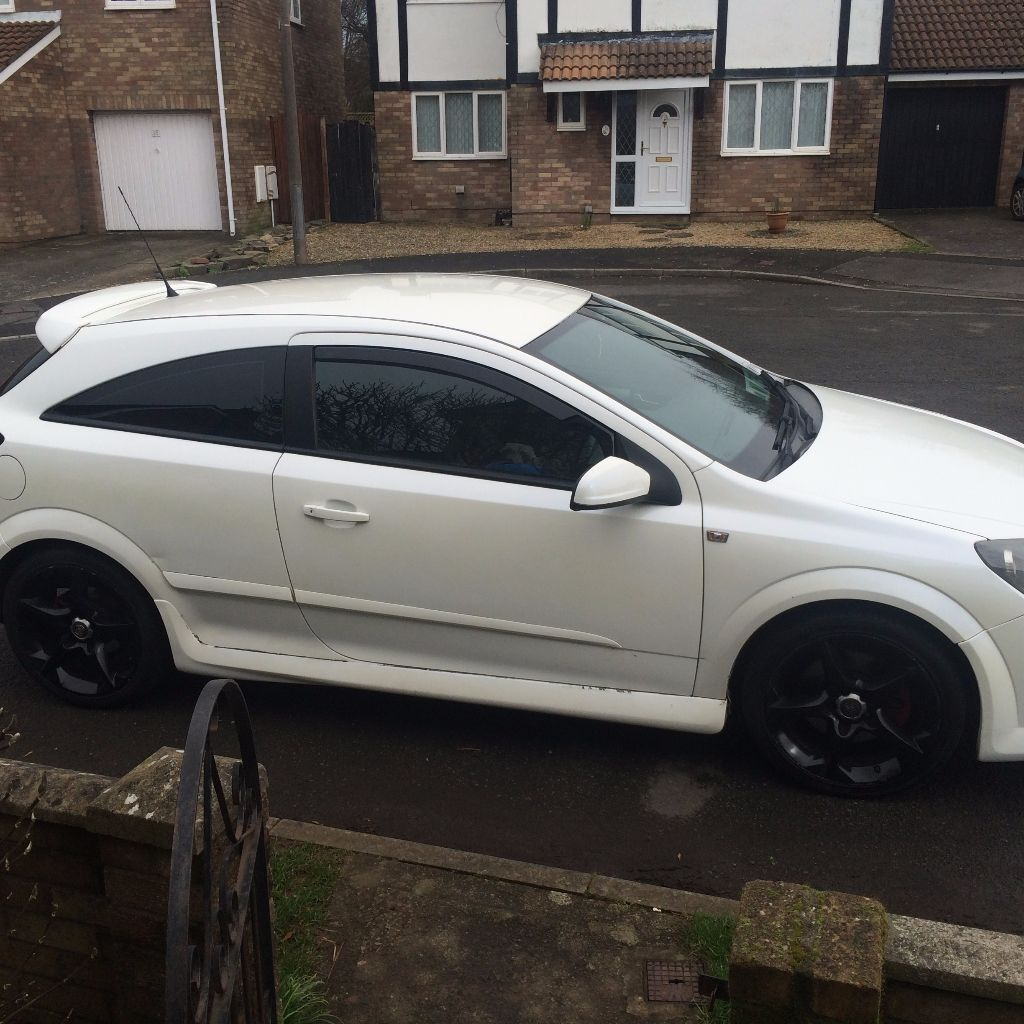Vauxhall Astra Vxr Replica 2.0 Turbo Modified ( Mercedes