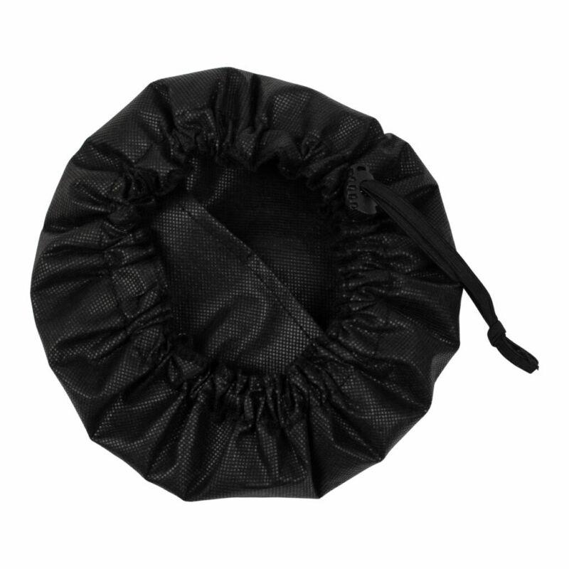 Gator GBELLCVR1011BK Black Bell Cover with MERV 13 filter, 10-11 Inches