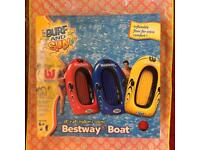 As new Inflatable boat