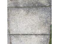 3x2ft concrete paving flags