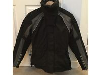 Hein Gericke motorcycle ladies jacket size 38
