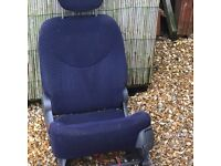 3 seats for a multipla, good condition