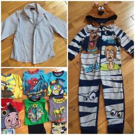 Boys Clothes Bundle 3-4 Year Old